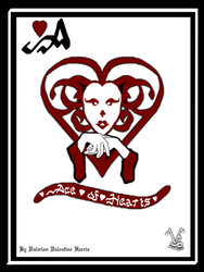 Ace of Hearts Cover Simple by artboy-2