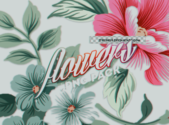 02   Flowers .png   pack by itsvenue