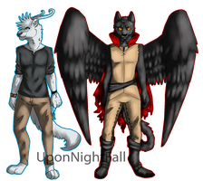 The Boys .:Commission:. by UponNightFall