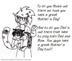 Happy Mother's Day 2015 by Catboy-Trades