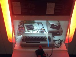 Commodore 64 by EgonEagle