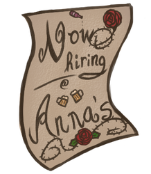 Anna's is Hiring by Kuejena
