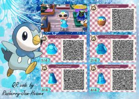 Piplup suit 01 by Rasberry-Jam-Heaven