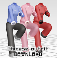 Chinese outfit DOWNLOAD by Reseliee