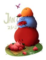 CDC - Jan 25-27: The Doods by 7-Days-Luck