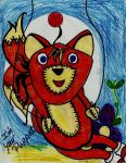 tails doll on a strings by tailsdolllover69