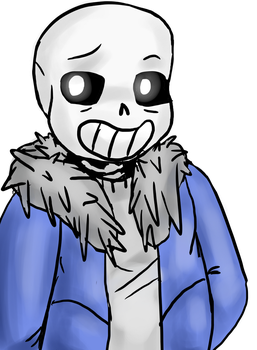 Sans by Prince-Balloon