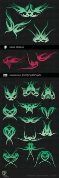 Tattoo Vectors by GraphicIdentity