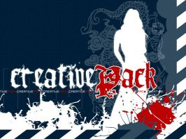 creativePack, front by juroo