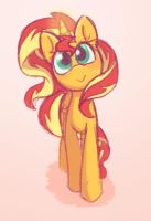 Sunset Shimmer by crystalice96