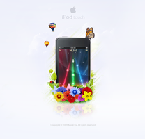 Apple iPod AD by alivepixel