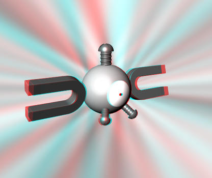 3D Magnemite by Adam by litemountain