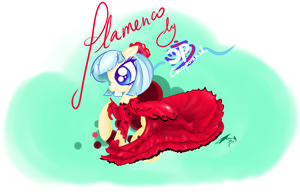 coco flamenco by Dueswals