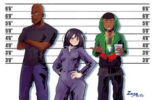 The Usual Suspects by Zayarts