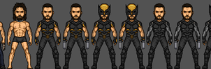 Wolverine -New Universe by FuryBoy12