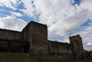 Rochester castle 5 by FubukiNoKo