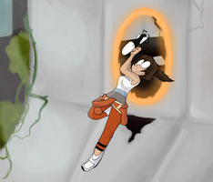 Portal 2 by Mikky-Be