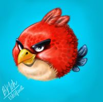 Angry Birds I by TehChan