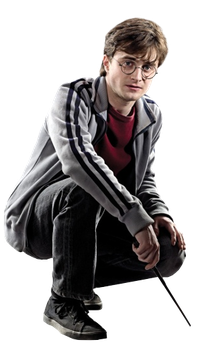Harry Potter png by CrampTwins02