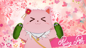Rising Pets - Amagi Brilliant Park Banner by AntaresHeart07