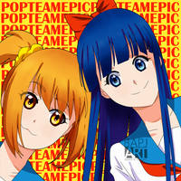 Pop team epic by Be-ta