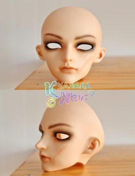 Face-up Commission #33 by Kyanara
