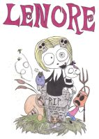 Lenore-color by Piddies0709