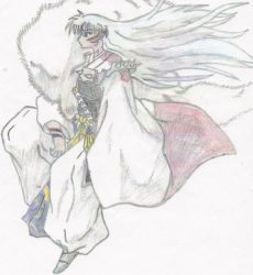 Sesshomaru C by Aergonia
