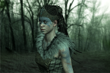 Hellblade - The Wilds by jagged66