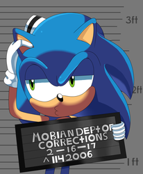 Sonic Jail Profile by IWishForAFish