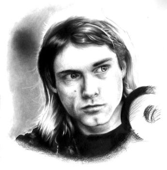 Kurt Cobain by Cabbages