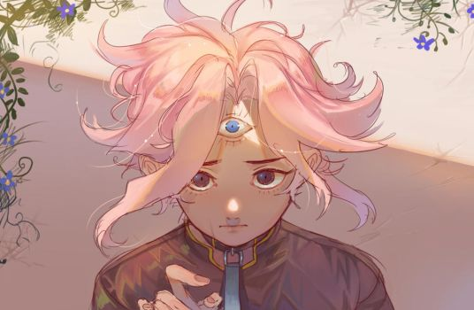 Komaeda it is you??? by AstroCat-sama