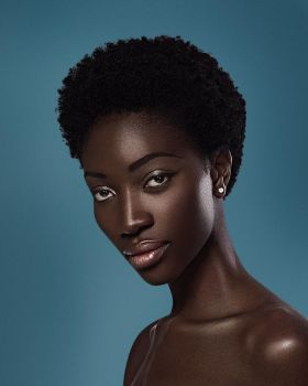 Chocolate Girl Beauty Retouch by Ashish-Arora