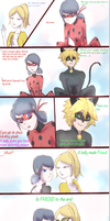 Miraculous Ladybug comic:Friends till the end(Full by Kyoei-San