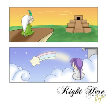 Right Here Waiting by RagingChaosGod