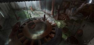 10Kitchen (mill) by arui001