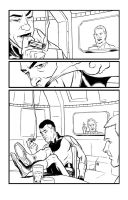The Privateers of Nebulon Five pg.3 by ADAMshoots
