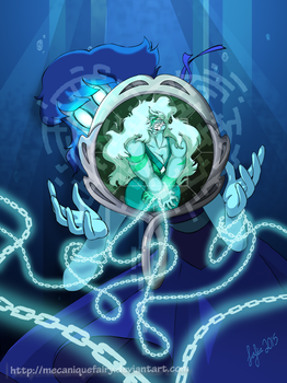 Lapis Abyss by MecaniqueFairy