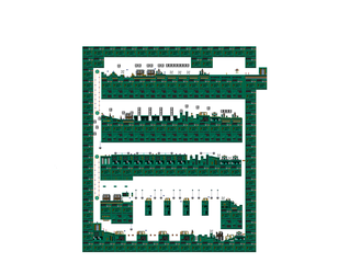 Metallic Madness Zone Act 3 by Azure-Dragon-Seiryu