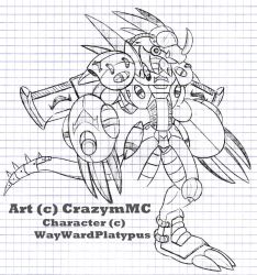 Sketch ++ Lampagomon's Ultimate ++ incomplete by CrazymMC