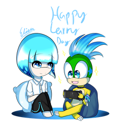Happy Larry Day 2018 by BlueBlueberry123
