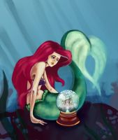 Part Of Your World by rembee