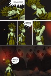 The Interactive Comic Page 19 by lilfirebender
