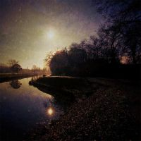 Between night and day by Al-Baum