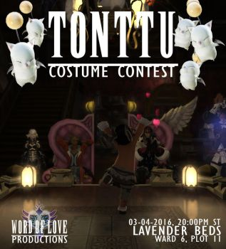 Tonttu Costume Contest Aspect2 by Y-Yorle