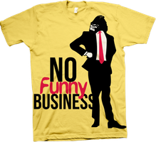 Hey...No Funny Business by karesthetic