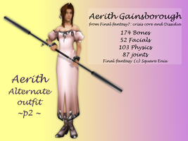 Aerith ~P2~ DL by 0-0-Alice-0-0