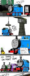#Thomas by 01Salty