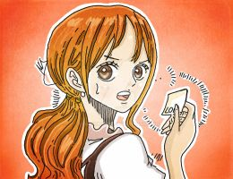 One Piece Chapter 836+ The vivre Card Lola Gave ! by Amanomoon
