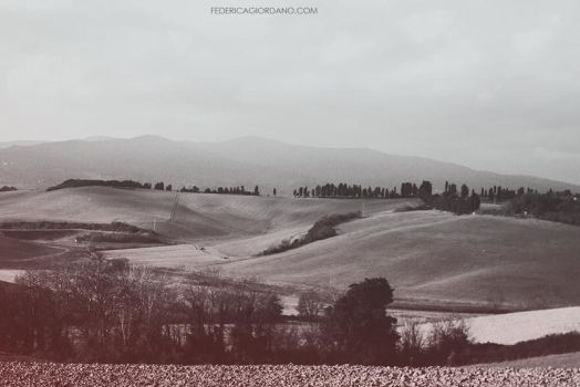 postcard from tuscany by chica791